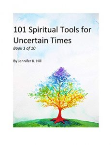101 Spiritual Tools for Uncertain Times Book Cover